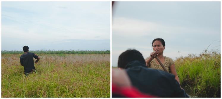 Agusan field