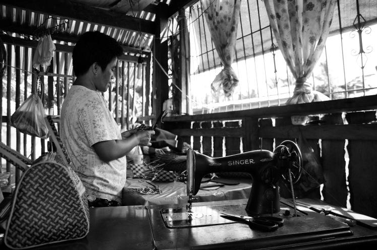 Weavers of Basey, Samar